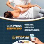 ¿Qué es la Quiropraxia?