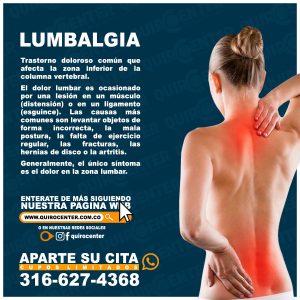 Cuidados en la Quiropraxia para el dolor de espalda